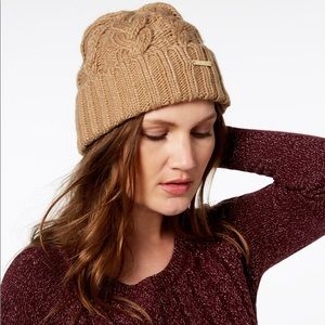Michael Kors Womens Beanie hat